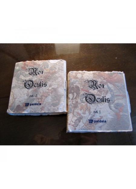Mini Books- Nox Oculis