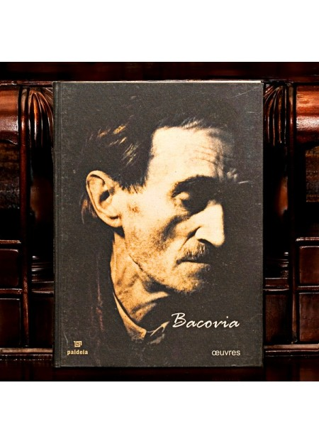 QEUVRES - POEME DANS LE MIROIRE-G.BACOVIA