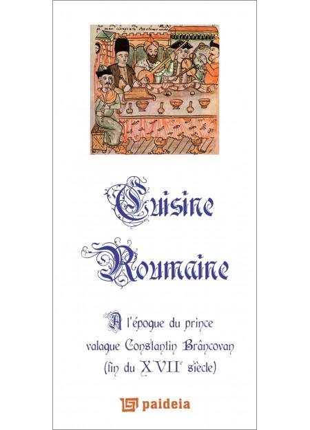 Cuisine Roumaine, L3-Constantin Brancovan